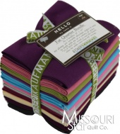 Kona Cotton - Berry Fat Quarter Bundle