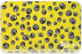 Lemon Tree - Dot Yellow/ Black Yardage