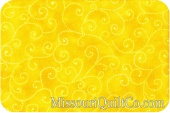 Marble Swirls - Bright Yellow