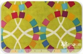 Quilt Blocks - Spectrum Chartreus Yardage