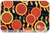 Sunflower Daze - Sunflower Fields Black Yardage
