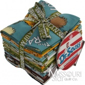 The Lorax - Earth Fat Quarter Bundle