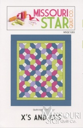 X's And O's Quilt Pattern